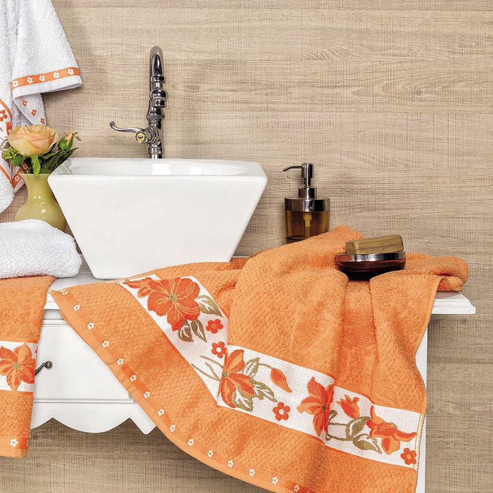 Toalha de Banho Bellaria 1,40m x 70cm  com 1 peças