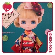 Coordinate Recipe - Chimachoco Kimonos e Penteados