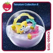 Re-ment Pokémon Terrarium Vol.8 - coleção completa!