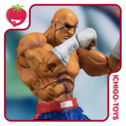 S.H. Figuarts Tamashii Web Exclusive - Sagat - Street Fighter