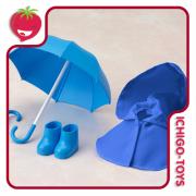Cu-poche Extra - Rainy Day Set - Blue
