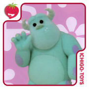 Cutte! Fluffy Puffy - Sulley - Monsters INC. - Disney/Pixar Characters