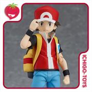 Figma 356  - Red (com bônus exclusivo Pókemon Center Online) - Pokémon