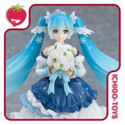 Figma EX-054 Wonder Festival 2019 - Snow Miku Snow Princess - Vocaloid