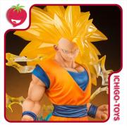Figuarts Zero Tamashii Web Exclusive - Super Saiyan 3 Son Goku - Dragon Ball Z