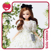 Licca-chan Doll LD-16 - VERY Collaboration Coordinating Licca-chan