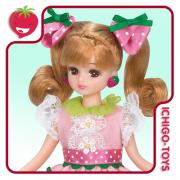 Licca-chan LD-08 Milky Strawberry