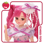 Licca-chan LD-15 - Cosmetic Pink