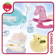 Licca-chan - LF-12 Baby Care Set