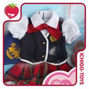 Licca-chan Outfit LW-08 Cute Uniform