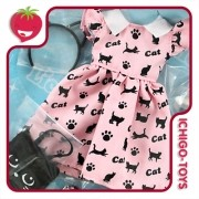 Licca-chan Outfit LW-10 I Love Cats