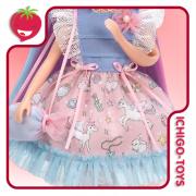 Licca-chan Outfit Yumekawa Sweets