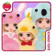 Licca-chan Triplets Baby - Dolls Set