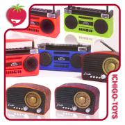 Mini Radio Boombox Mascot vol.3 - 1/6