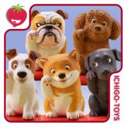 MiniQ Miniature Cube Satou Kunio's Lucky Dog - avulsos!