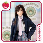 Momoko Doll Monchhichi High Scool Love