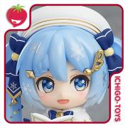 Nendoroid 1539 WonHobby 32 Exclusive - Snow Miku Glowing Snow - Vocaloid