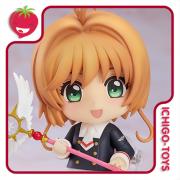 Nendoroid 918 - Sakura Kinomoto Tomoeda Junior High Uniform - Cardcaptor Sakura Clear Card