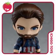 Nendoroid 923 - Captain America Infinity Edition - Avengers: Infinity War