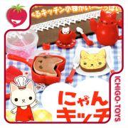 Nyanko Kitchen Set - 1/6