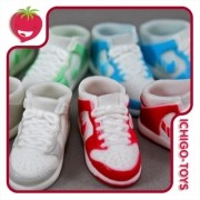 Obitsu - Sneakers - Serve em Obitsu 27, Momoko, Pullip, Blythe, etc