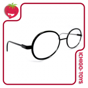 Óculos de metal para Blythe