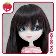 Peruca For My Doll 1090 - Mild Black 9-10 - Pullip/Dal/Byul/Tae/Isul