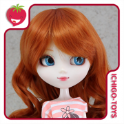 Peruca For My Doll 1120 - Sweet Carrot 9-10 - Pullip/Dal/Byul/Tae/Isul
