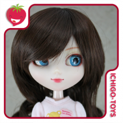 Peruca For My Doll K002 - Sweet Brown  9-10 - Pullip/Dal/Byul/Tae/Isul