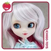 Peruca HR MIX 23 (rosa e pink) -  8-9 Pullip/Dal/Byul/Tae/Isul