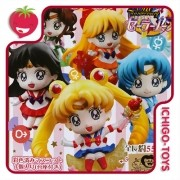 Petit Chara Land - Sailor Moon Candy de Makeup! coleção completa!