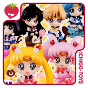 Petit Chara Land - Sailor Moon Ice Cream Party - Avulsos!