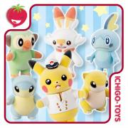 Pokémon Pokemofu Doll Vol.5 - coleção completa ou avulsos!