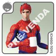 PRÉ-VENDA 31/01/2021 (VALOR TOTAL R$ 768,00 - 10% PARA RESERVA*) Mafex 109 - Peter B. Parker - Spider-Man into the Spider-Verse