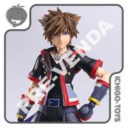 PRÉ-VENDA 30/09/2021 (VALOR TOTAL R$ 728,00 - 10% PARA RESERVA*) Bring Arts - Sora Version 2 - Kingdom Hearts
