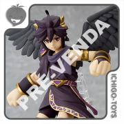 PRÉ-VENDA 28/02/2021 (VALOR TOTAL R$ 742,00 - 10% PARA RESERVA*) Figma 176 - Dark Pit - Kid Icarus: Uprising