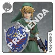 PRÉ-VENDA 28/02/2021 (VALOR TOTAL R$ 646,00 - 10% PARA RESERVA*) Figma 320 - Link DX Edition - The Legend of Zelda: Twilight Princess