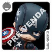 PRÉ-VENDA 28/02/2021 (VALOR TOTAL R$ 626,00 - 10% PARA RESERVA*) Nendoroid 1218-DX - Captain America Endgame Edition DX - Avengers: Endgame