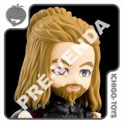 PRÉ-VENDA 28/02/2021 (VALOR TOTAL R$ 626,00 - 10% PARA RESERVA*) Nendoroid 1277-DX - Thor Endgame DX Edition - Avengers: Endgame