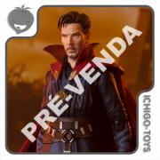 PRÉ-VENDA 28/02/2021 (VALOR TOTAL R$ 672,00 - 10% PARA RESERVA*) S.H. Figuarts Tamashii Web Exclusive - Doctor Strange Battle on Titan - Avengers: Endgame