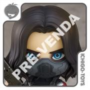PRÉ-VENDA 28/02/2022 (VALOR TOTAL R$ 738,00 - 10% PARA RESERVA*) Nendoroid 1617-DX - Winter Soldier DX - The Falcon and The Winter Soldier