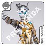 PRÉ-VENDA 28/02/2022 (VALOR TOTAL R$ 876,00 - 10% PARA RESERVA*) S.H. Figuarts Tamashii Web Exclusive - Ultimate Shining Ultraman Zero - Ultraman Ultra Galaxy Fight: The Absolute Conspiracy