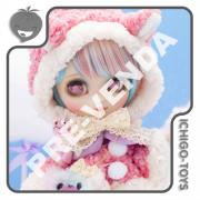 PRÉ-VENDA 30/03/2021 (VALOR TOTAL R$ 1.290,00 - 50% PARA RESERVA*) Pullip Fluffy Cotton Candy