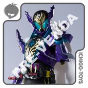 PRÉ-VENDA 30/04/2021 (VALOR TOTAL R$ 664,00 - 10% PARA RESERVA*) S.H. Figuarts Tamashii Web Exclusive - Masked Rider Prime Rogue - Masked Rider Build