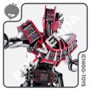 PRÉ-VENDA 30/04/2021 (VALOR TOTAL R$ 804,00 - 10% PARA RESERVA*) S.H. Figuarts Shinkocchou Seihou Tamashii Web Exclusive - Masked Rider Decade Complete Form - Masked Rider Decade