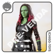 PRÉ-VENDA 30/04/2021 (VALOR TOTAL R$ 852,00 - 10% PARA RESERVA*) S.H. Figuarts Tamashii Web Exclusive - Gamora - Avengers: Infinity War
