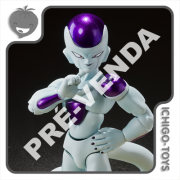 PRÉ-VENDA 30/04/2022 (VALOR TOTAL R$ 446,00 - 10% PARA RESERVA*) S.H. Figuarts - Frieza Fourth Form - Dragon Ball Z
