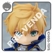 PRÉ-VENDA 31/07/2021 (VALOR TOTAL R$ 528,00 - 10% PARA RESERVA*) Nendoroid 842-DX - Saber/Arthur Pendragon (Prototype) Ascension - Fate/Grand Order