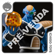 PRÉ-VENDA 30/06/2021 (VALOR TOTAL R$ 924,00 - 10% PARA RESERVA*) S.H. Figuarts Tamashii Web Exclusive - Burter and Guldo - Dragon Ball Z