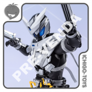 PRÉ-VENDA 30/09/2021 (VALOR TOTAL R$ 688,00 - 10% PARA RESERVA*) S.H. Figuarts Tamashii Web Exclusive - Masked Rider Naki - Masked Rider Zero-One
